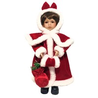 Christmas Baby Doll 'Bella Faith' 30cm