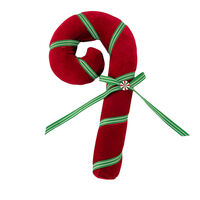 Candy Cane Red Hanging 27cm