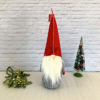 Nordic Gnome 50cm - Red/Grey