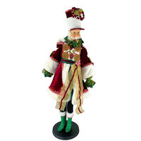 Lucinda Eldin 89cm Sir Candy Nutcracker