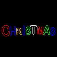 NEW Christmas Sign 290cm