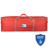 Christmas Tree Storage Bag 1.3m x 40cm x 40cm RED